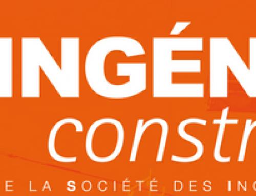 Interview L'Ingénieur Constructeur mai 2018
