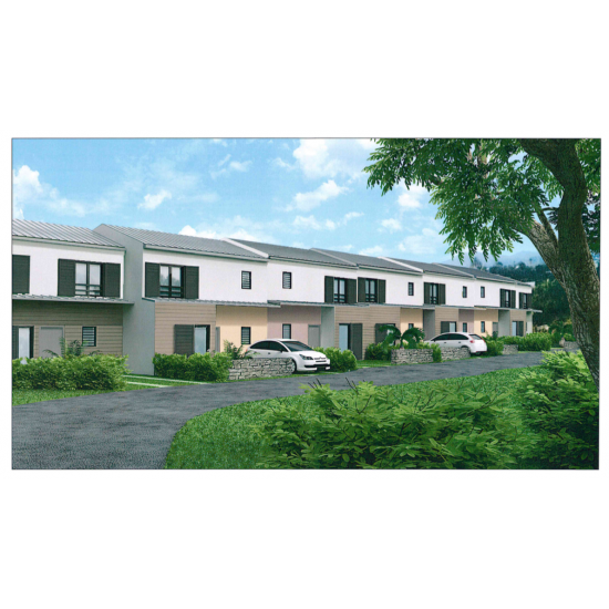 46 logements Ravine Sheunon