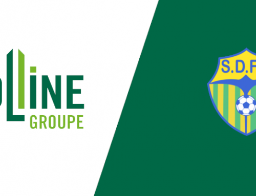 Colline Group partner of the Saint Denis Football Club